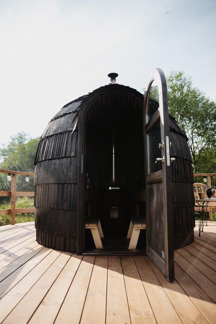 sauna, iglucraft