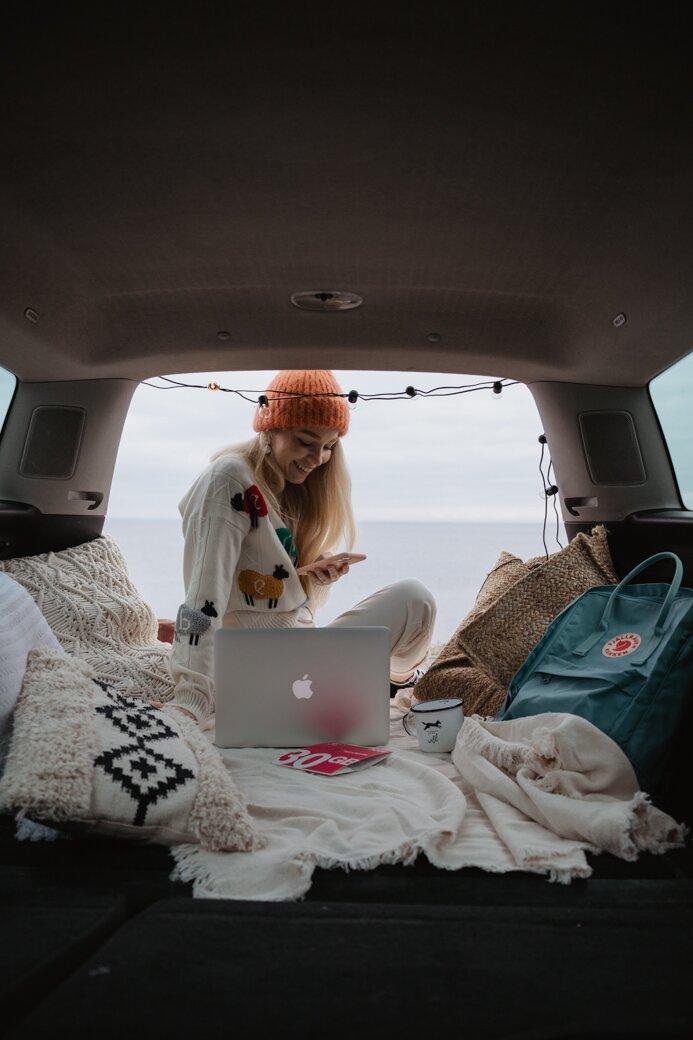 Czy potrafisz podróżować offline?